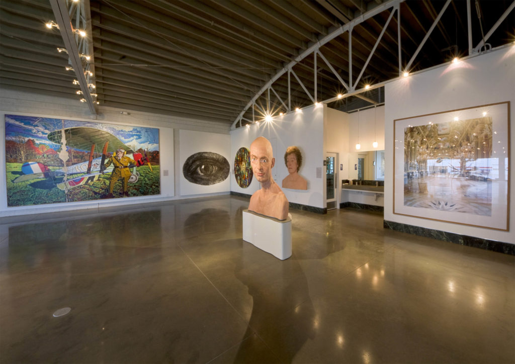 Assemblage Gallery interior