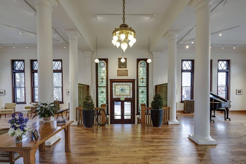 Clarinda Carnegie Art Museum